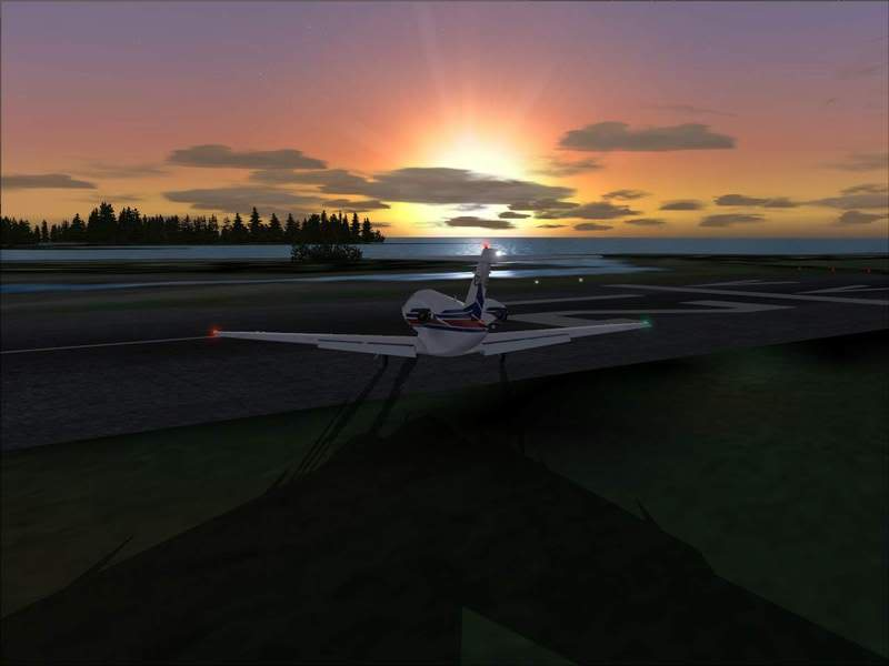 Aproximação e decolagem de Rost...uma aventura,visita rapida ... Foto-2008-jun-28-055