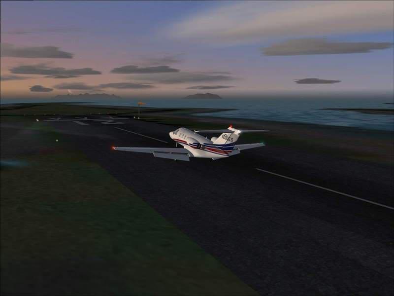 Aproximação e decolagem de Rost...uma aventura,visita rapida ... Foto-2008-jun-28-059