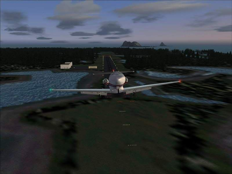 Aproximação e decolagem de Rost...uma aventura,visita rapida ... Foto-2008-jun-28-060
