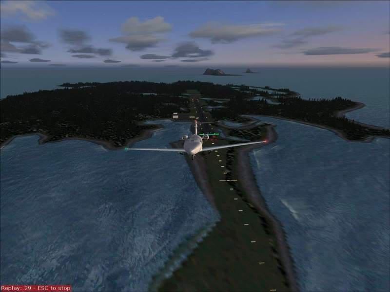 Aproximação e decolagem de Rost...uma aventura,visita rapida ... Foto-2008-jun-28-062