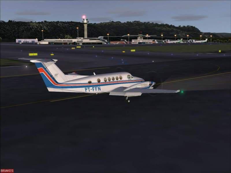 Aproximação Trondheim...um lindo Aeroporto Foto-2008-may-23-031
