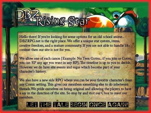 Dragonball Rising Star C2df336a