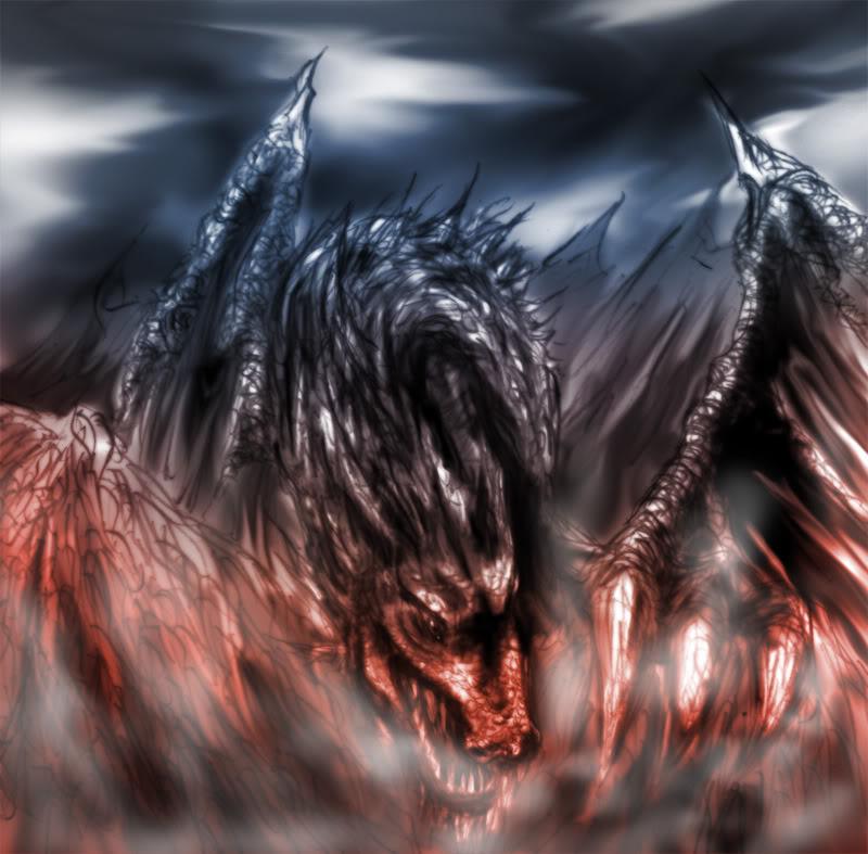 โกดังเก็บงานของมือใหม่ -*- [Update 10/12/09 แ้ก้กิ้งก่า + แมว...] Dragon