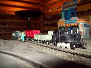 Tren RAIL ROUTE nº1 de Majorette 000_0004-1