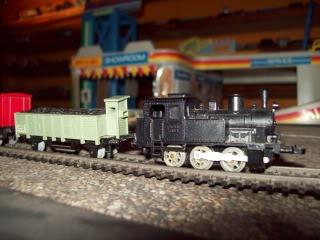 Tren RAIL ROUTE nº1 de Majorette 000_0005-3