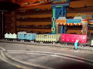Tren RAIL ROUTE nº1 de Majorette 000_0006-2