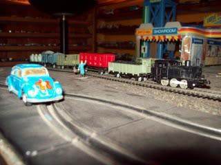 Tren RAIL ROUTE nº1 de Majorette 000_0007-1
