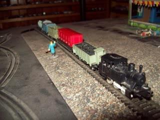 Tren RAIL ROUTE nº1 de Majorette 000_0008-2