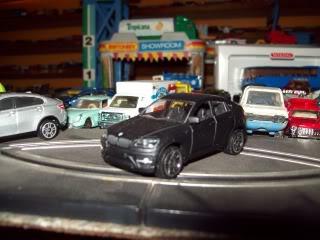 Test Driver Majorette - BMW X6 000_0001_00