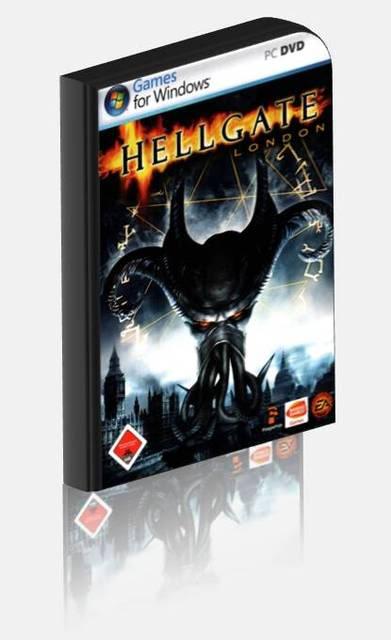 Algunos de los Mejores juegos de Pc HellgateLondonTapa