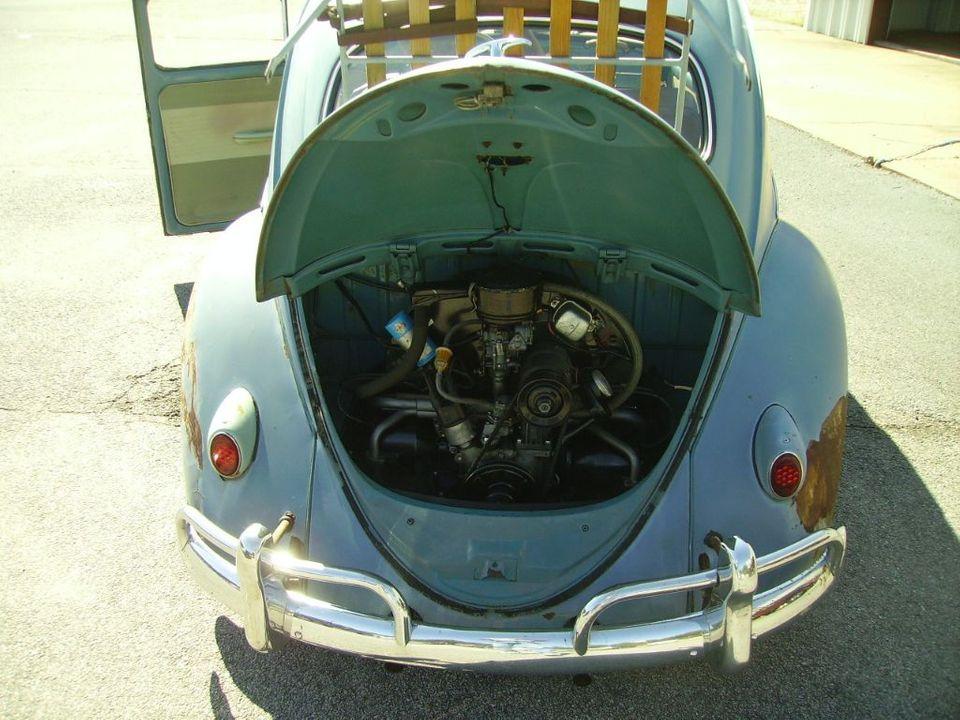 Got My Bug Home!! 1961ragtop19