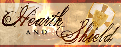 Hearth & Shield // an Emelan roleplay Hearthandshield2logo