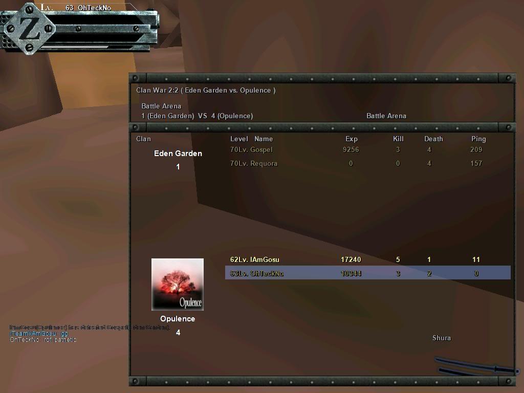 """I'm a Noob SS ROFLCOPTER """"Bomb"""" well sort off bluekk :P Gunz021"""