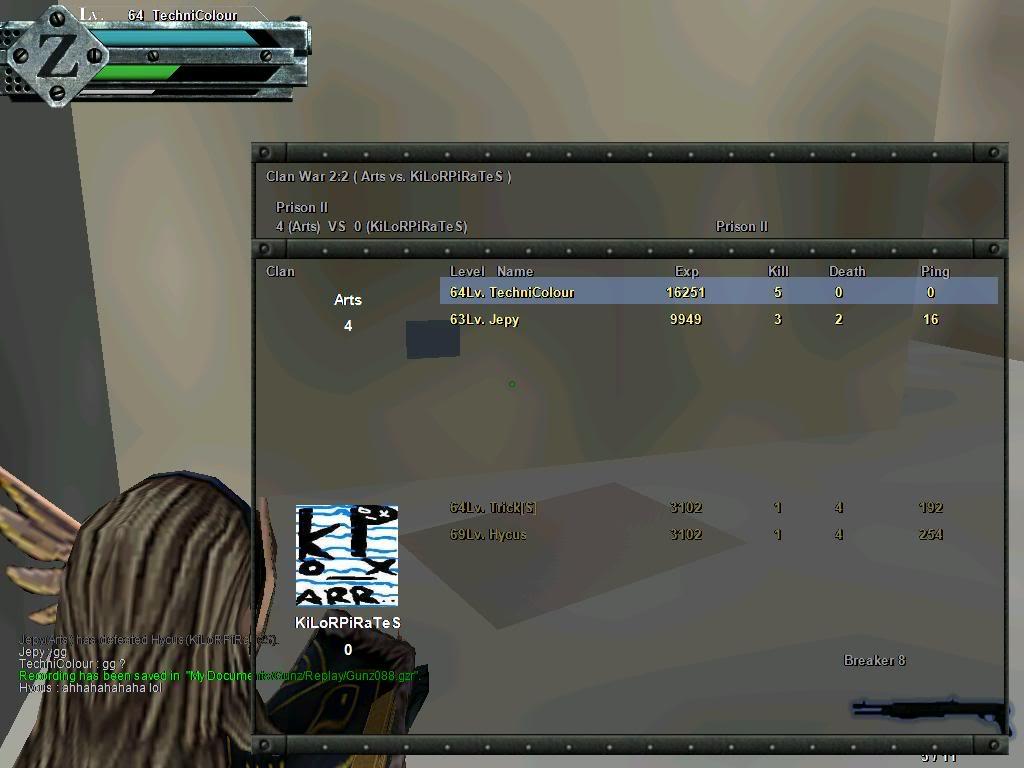 """I'm a Noob SS ROFLCOPTER """"Bomb"""" well sort off bluekk :P Gunz072-1"""