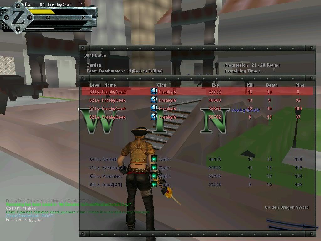"""I'm a Noob SS ROFLCOPTER """"Bomb"""" well sort off bluekk :P Gunz641"""