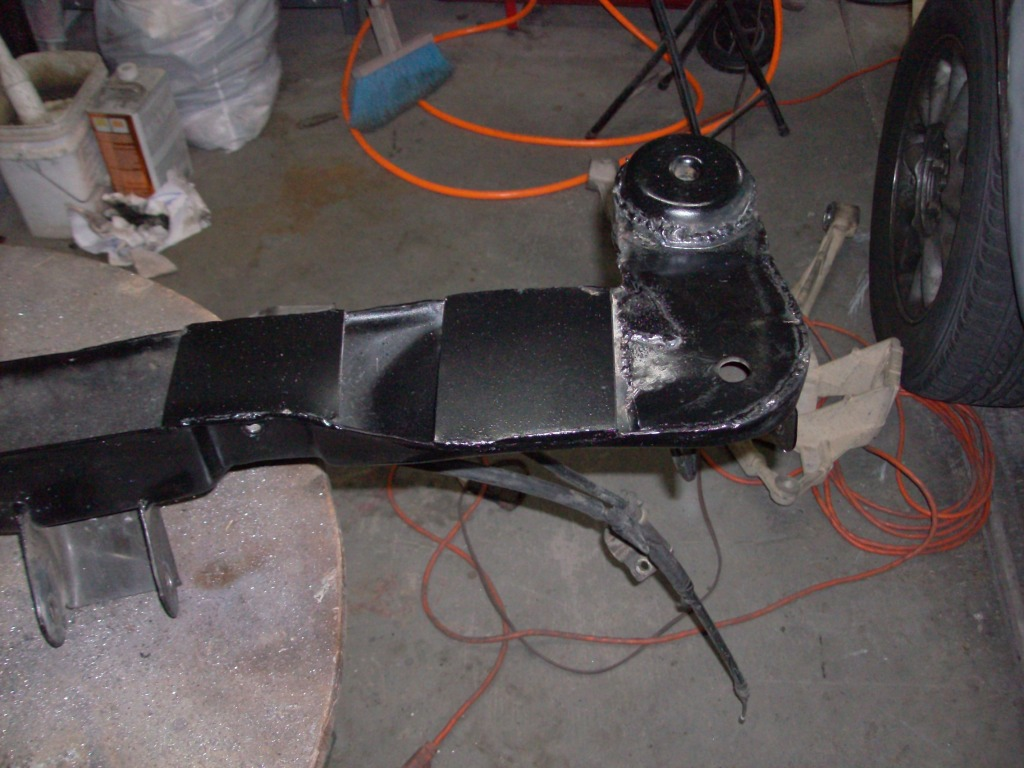 Write-Up: Rear Suspension Support Assembly (RSSA) Modification HPIM1465