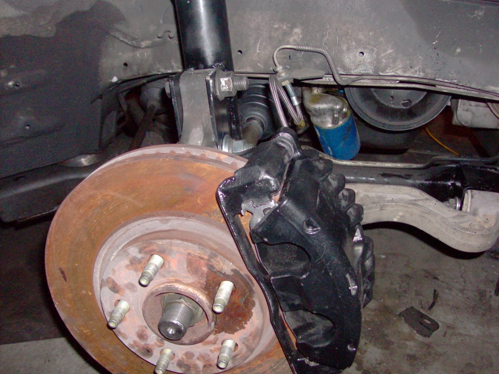 Custom Adjustable Front Coilovers for All Years (fabrication required) - Page 3 HPIM1568
