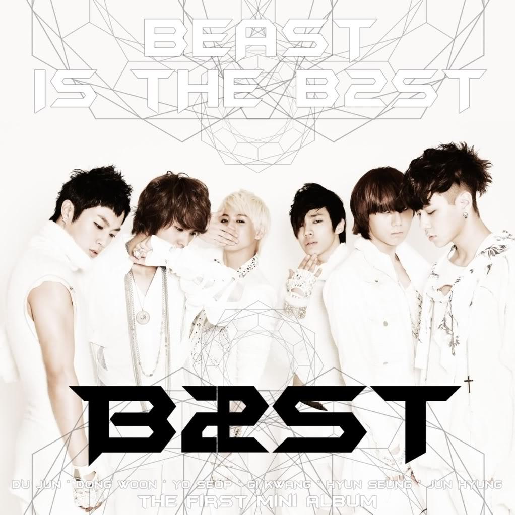 تقرير عن الفرقة بيست B2st