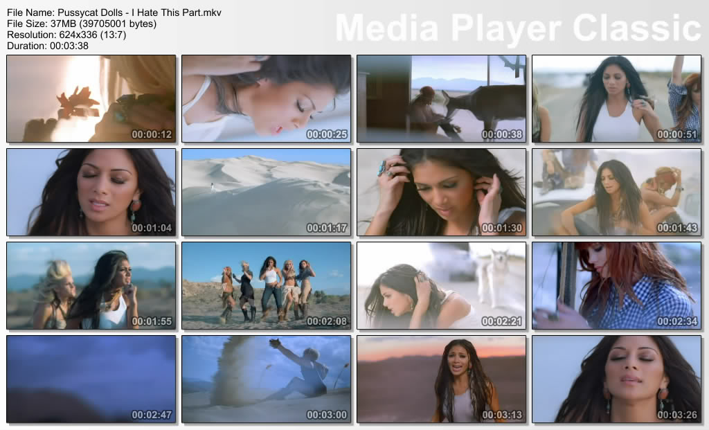Pussycat Dolls - I Hate This Part Right Here * DVDRip Thumbs20081015225253