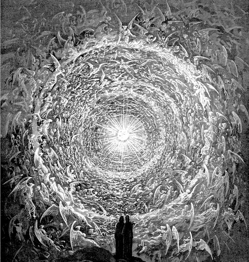 October 25, 2010 Prayer DanteParadisoillustrationcroppedenhanced