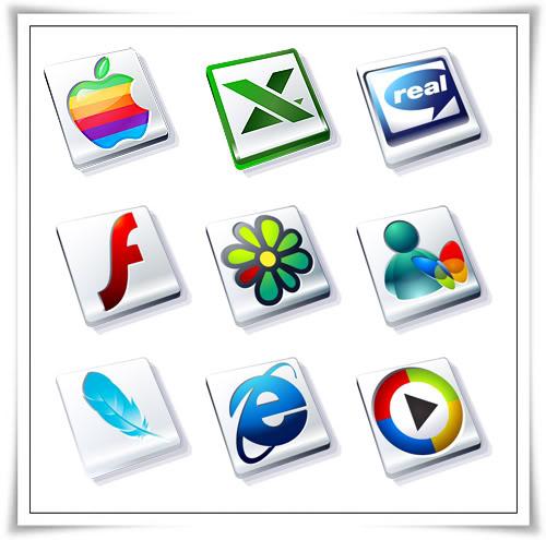 %% أيقونات للتصميم والجرفكس Icons %% Applications