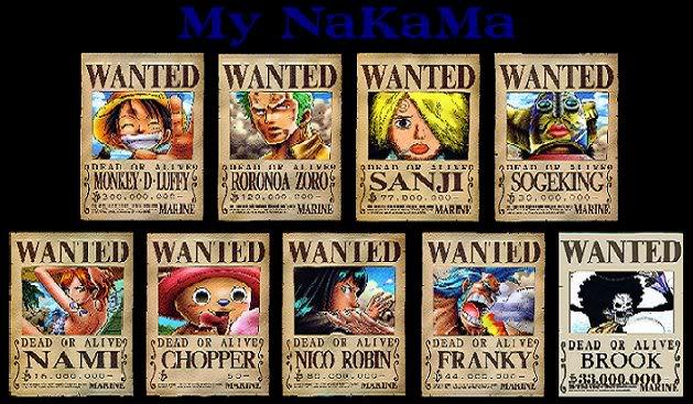 One Piece... Strawhatbounty