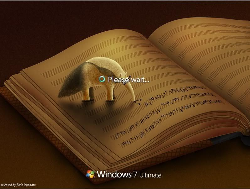 Windows7 Ultimate firekeeper x86 4
