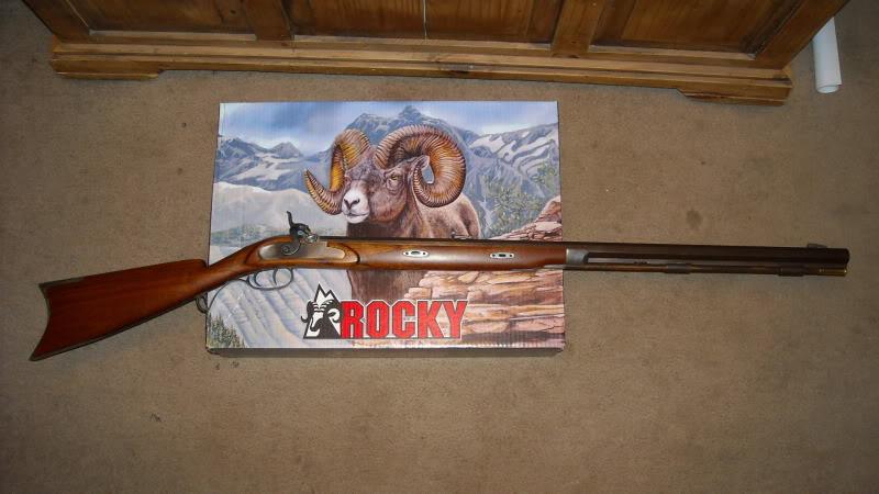 Lyman Great Plains Rifle DSCN1501