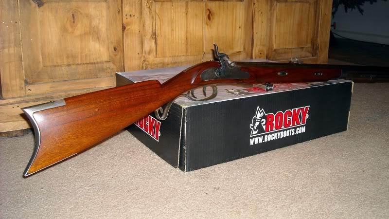 Lyman Great Plains Rifle DSCN1503