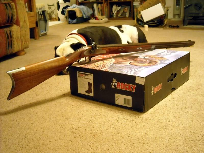 Lyman Great Plains Rifle DSCN1513