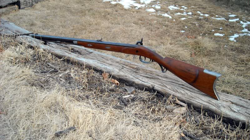 Lyman Great Plains Rifle DSCN1528