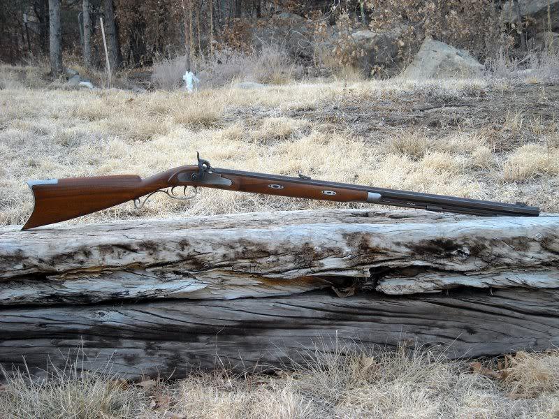 Lyman Great Plains Rifle DSCN1532