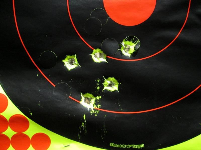 Bear load on the range IMG_7675