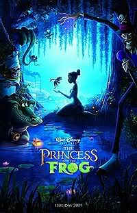 The Princess and the Frog (Movie) 200px-Frog_official_poster_500