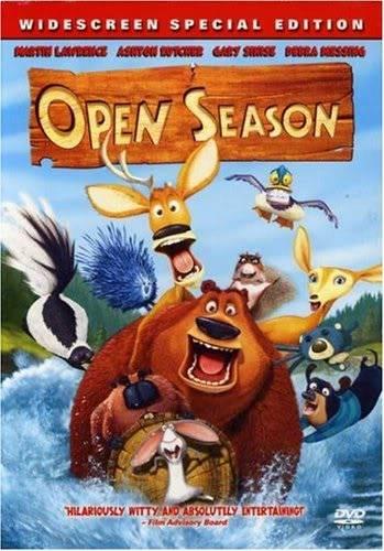 Open Season 1 (Movie) Openseason1