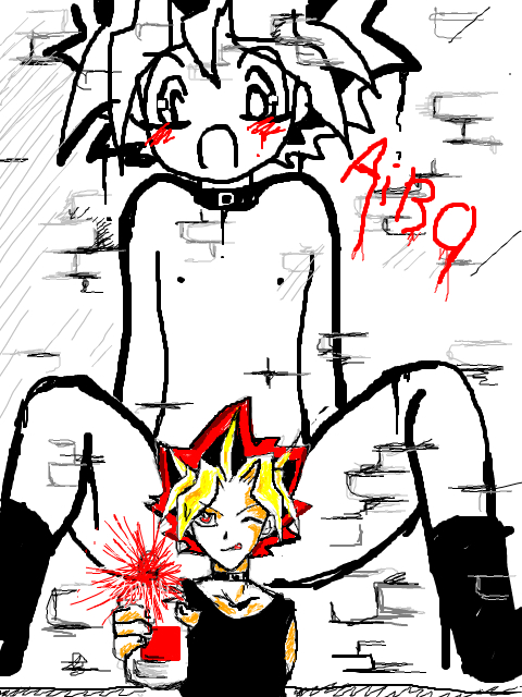 Yami/AtemxYugi [Yu-Gi-Oh] 12118334186312