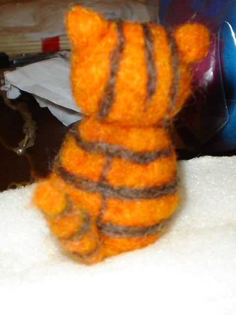 Micio, lana cardata DSC02785