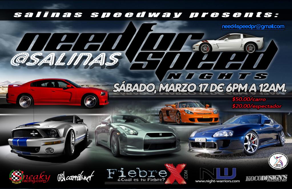 Evento Need for Speed Nights (video pagina 4) Photo