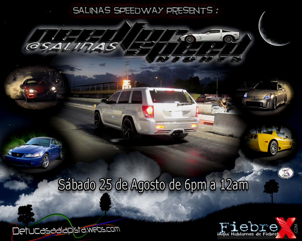 Need For Speed 1/4 de millas Needforspeedfin4