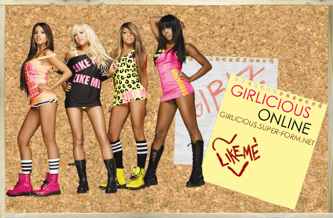 Girlicious Online