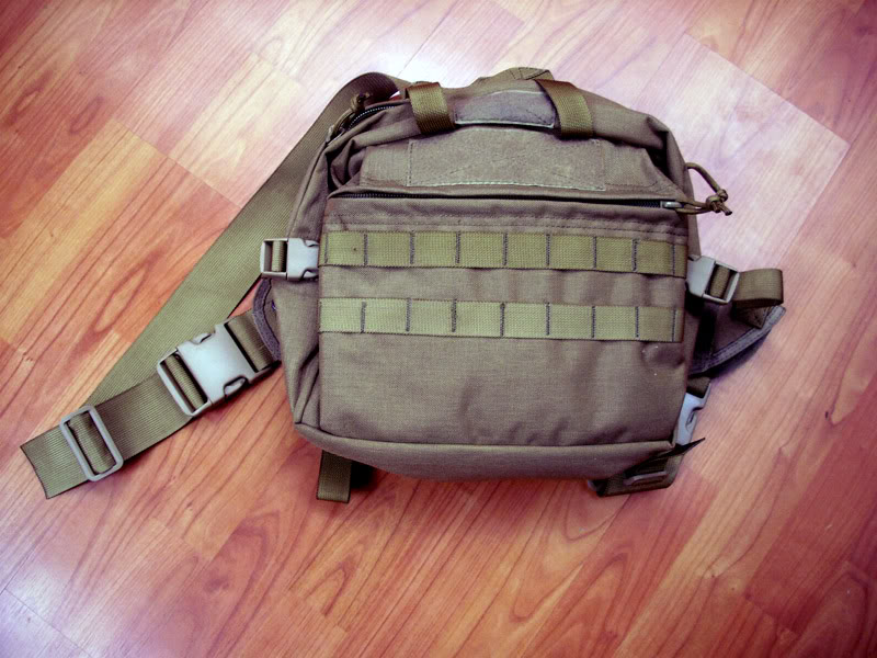 mi gear :) Buttpack