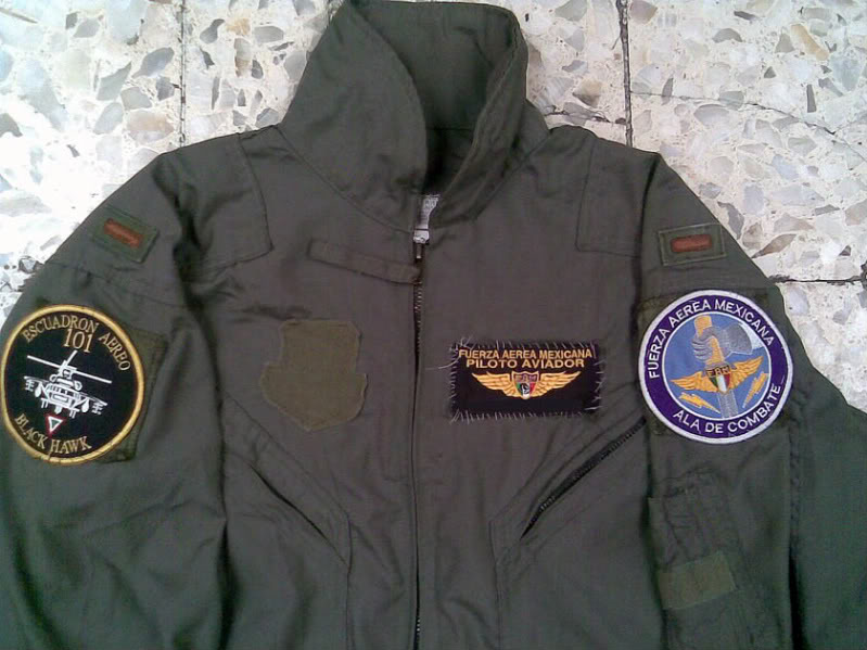 mi gear :) Flightsuit