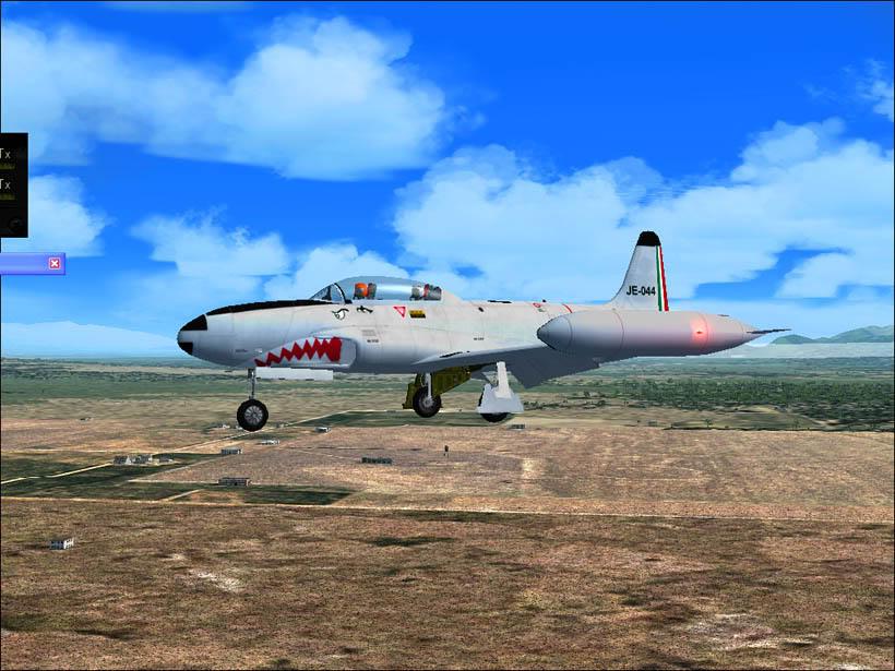 T-33 Fuerza Aerea Mexicana - Página 2 Orca2