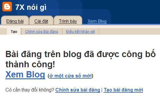 Thủ thuật Blogger: Đặt tên trang lưu entry bằng tiếng Việt không dấu Sau_khi_post