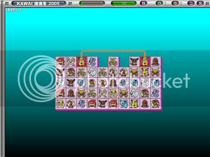 Bộ sưu tập tất cả game Picachu (Kawaii) từ trước tới nay ! KI2005