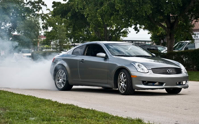Some pics and videos of my old G35 Twin Turbo Felix1