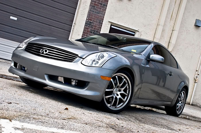 Some pics and videos of my old G35 Twin Turbo Felix11