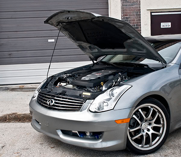 Some pics and videos of my old G35 Twin Turbo Felix7