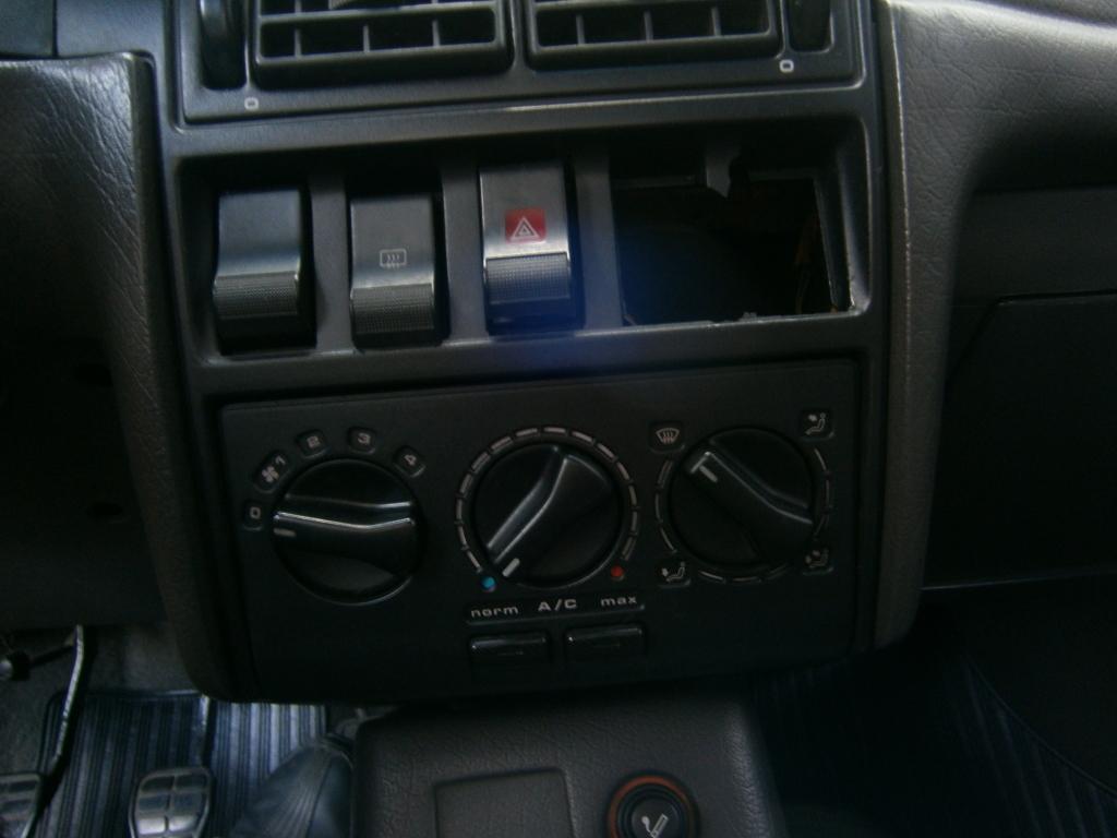 VW Santana 2000MI 97 - Fotos e atualizações na barca P4010126