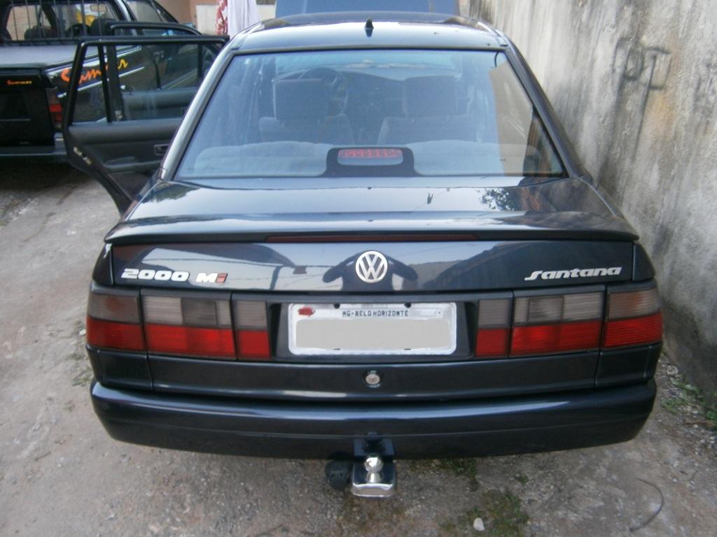 VW Santana 2000MI 97 - Fotos e atualizações na barca P8040072